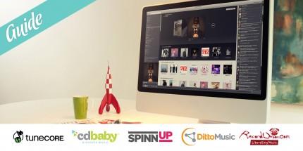 Läs hela inlägget: Hur du publicerar din musik till Spotify, iTunes & Tidal