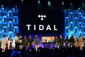 attends the Tidal launch event #TIDALforALL at Skylight at Moynihan Station on March 30, 2015 in New York City.