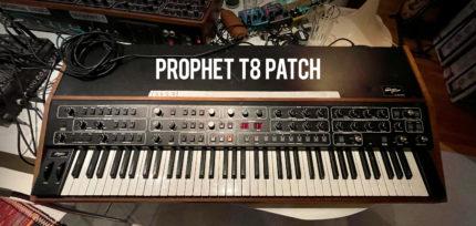 Läs hela inlägget: Sequential Prophet T8 multisamplad patch